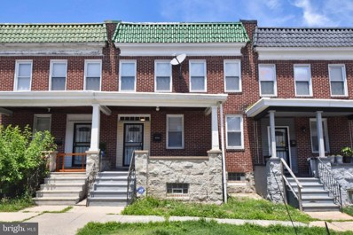 3026 Poplar Terrace, Baltimore, MD 21216 - #: MDBA472172