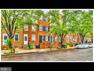 1520 Byrd Street, Baltimore, MD 21230 - #: MDBA472204