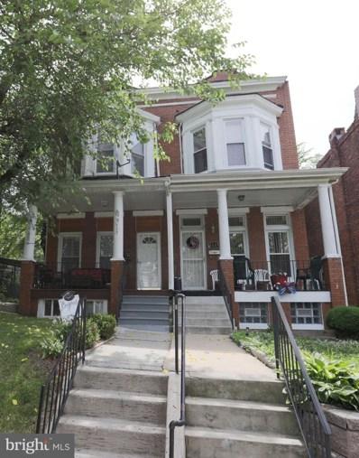 3617 Cottage Avenue, Baltimore, MD 21215 - #: MDBA472214