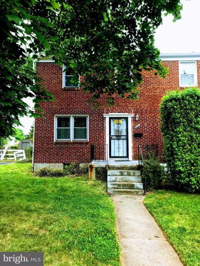 5626 Gerland Avenue, Baltimore, MD 21206 - #: MDBA472236