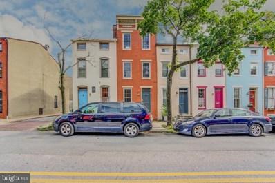 23 E Henrietta Street, Baltimore, MD 21230 - #: MDBA472242