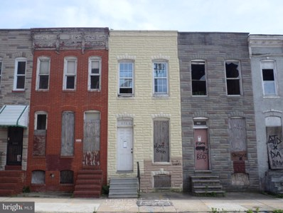2127 McHenry Street, Baltimore, MD 21223 - #: MDBA472296