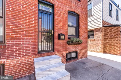 602 S Bouldin Street, Baltimore, MD 21224 - #: MDBA472344