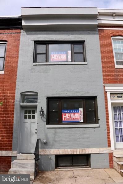 330 S Clinton Street, Baltimore, MD 21224 - #: MDBA472356