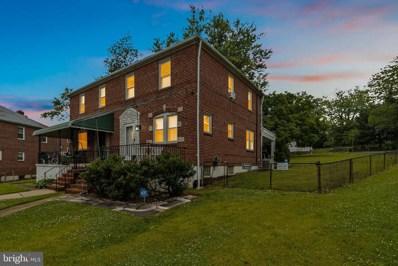 5018 Edgar Terrace, Baltimore, MD 21214 - #: MDBA472384