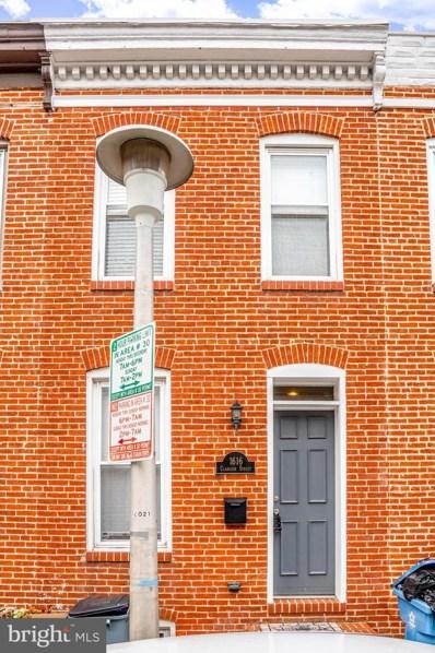 1616 Clarkson Street, Baltimore, MD 21230 - #: MDBA472398