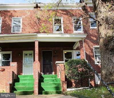 4110 Harris Avenue, Baltimore, MD 21206 - #: MDBA472462