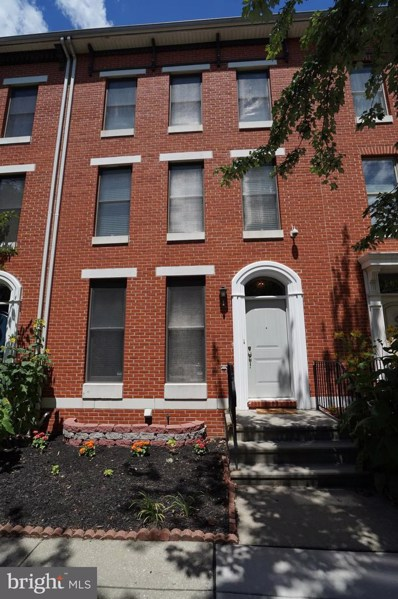 1907 Eutaw Place, Baltimore, MD 21217 - #: MDBA472474