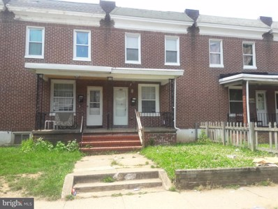 3560 Horton Avenue, Baltimore, MD 21225 - #: MDBA472484