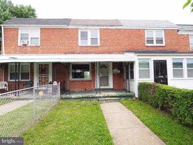 632 Cheraton Road, Baltimore, MD 21225 - #: MDBA472502