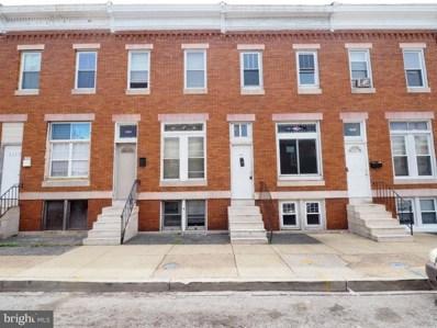 2233 Cecil Avenue, Baltimore, MD 21218 - #: MDBA472508