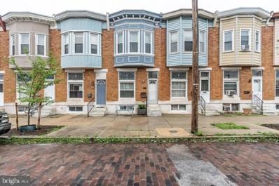 530 S Lehigh Street, Baltimore, MD 21224 - #: MDBA472520
