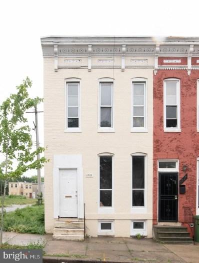 1715 Presstman Street, Baltimore, MD 21217 - #: MDBA472534
