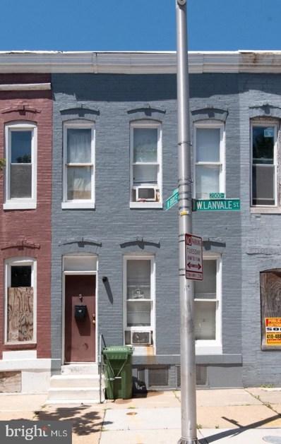 2024 W Lanvale Street, Baltimore, MD 21217 - #: MDBA472564