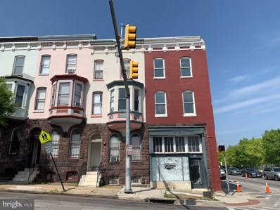 1758 Park Avenue, Baltimore, MD 21217 - #: MDBA472584