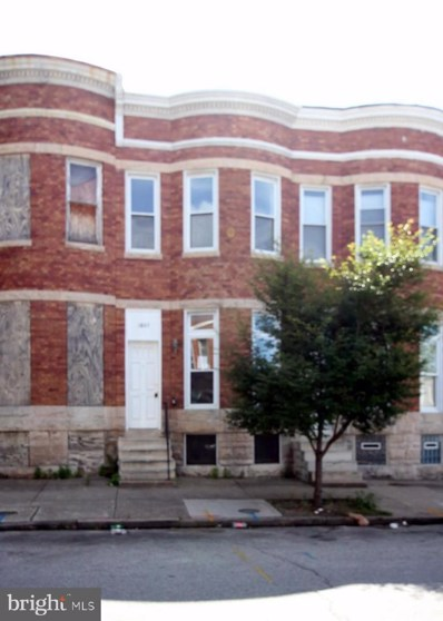 1807 N Mount Street, Baltimore, MD 21217 - #: MDBA472624