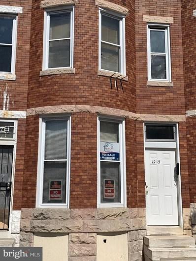 1915 N Monroe Street, Baltimore, MD 21217 - #: MDBA472654