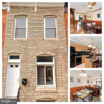 502 S Bouldin Street, Baltimore, MD 21224 - MLS#: MDBA472658