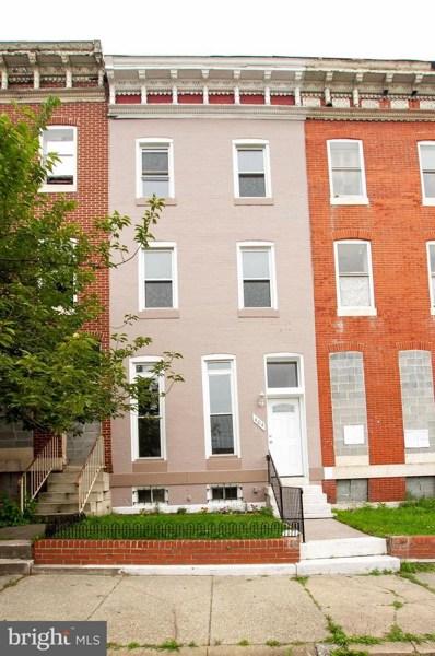 404 E North Avenue, Baltimore, MD 21202 - #: MDBA472692
