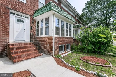 818 E 33RD Street, Baltimore, MD 21218 - #: MDBA472714
