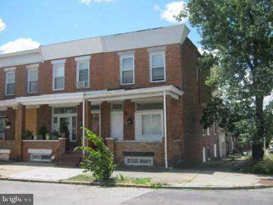 3201 E Monument Street, Baltimore, MD 21205 - #: MDBA472718