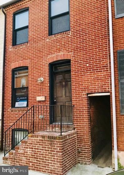 131 E Clement Street, Baltimore, MD 21230 - #: MDBA472728