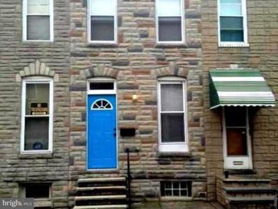 1309 Kuper Street, Baltimore, MD 21223 - #: MDBA472762