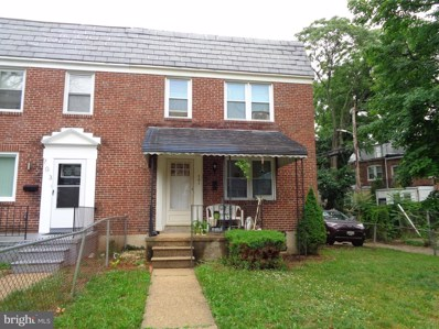 701 Kevin Road, Baltimore, MD 21229 - #: MDBA472768