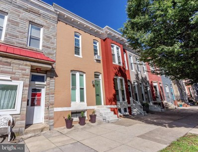 2636 Huntingdon Avenue, Baltimore, MD 21211 - #: MDBA472828