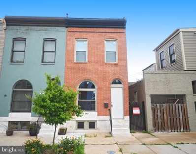 2318 Ashland Avenue, Baltimore, MD 21205 - #: MDBA472884