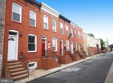 418 N Bradford Street, Baltimore, MD 21224 - #: MDBA472892