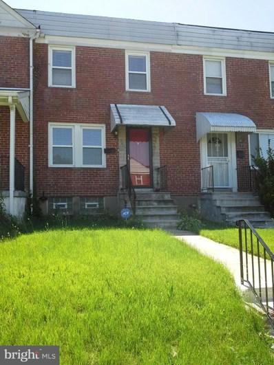3647 Raymonn Avenue, Baltimore, MD 21213 - #: MDBA472902