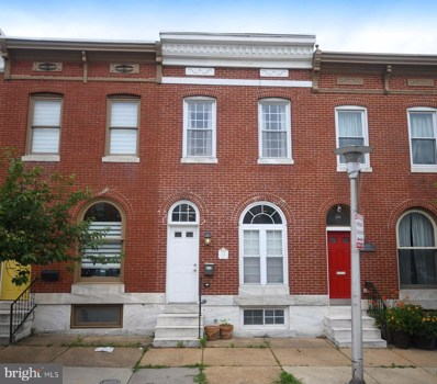 112 S East Avenue, Baltimore, MD 21224 - #: MDBA472926