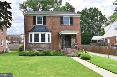 912 E Belvedere Avenue, Baltimore, MD 21212 - MLS#: MDBA472964