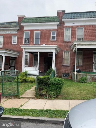 765 Linnard Street, Baltimore, MD 21229 - #: MDBA473066
