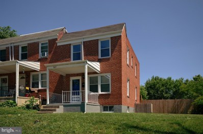 3665 Clarenell Road, Baltimore, MD 21229 - #: MDBA473070