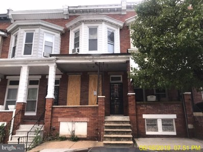 1706 Moreland Avenue, Baltimore, MD 21216 - #: MDBA473122