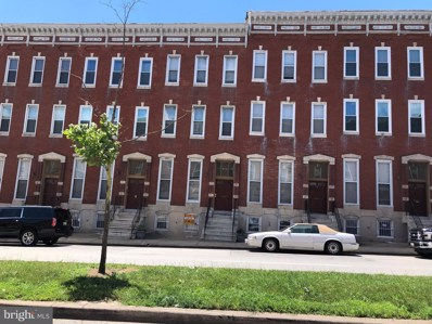 914 N Fulton Avenue UNIT A, Baltimore, MD 21217 - #: MDBA473146