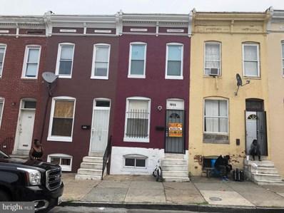 1815 N Montford Avenue, Baltimore, MD 21213 - #: MDBA473152