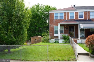 5659 Kavon Avenue, Baltimore, MD 21206 - #: MDBA473170