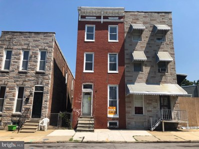 1104 E Biddle Street, Baltimore, MD 21202 - #: MDBA473198