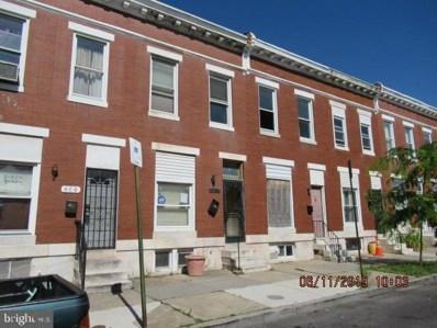 810 N Lakewood Avenue, Baltimore, MD 21205 - #: MDBA473202