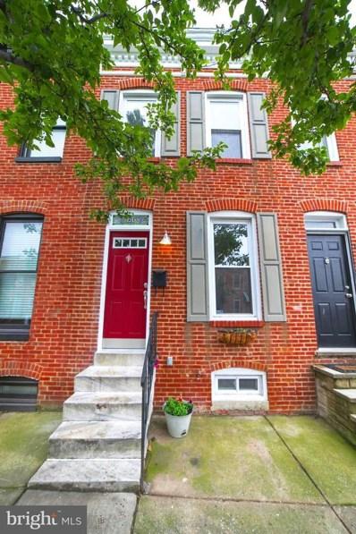 135 W Randall Street, Baltimore, MD 21230 - #: MDBA473278