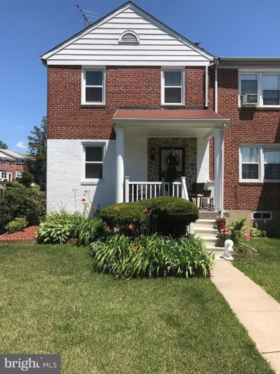 5831 The Alameda, Baltimore, MD 21239 - #: MDBA473290