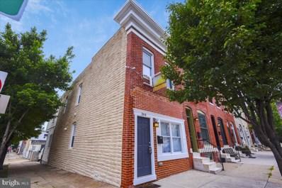 344 S Clinton Street, Baltimore, MD 21224 - #: MDBA473310