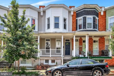 333 Ilchester Avenue, Baltimore, MD 21218 - #: MDBA473396
