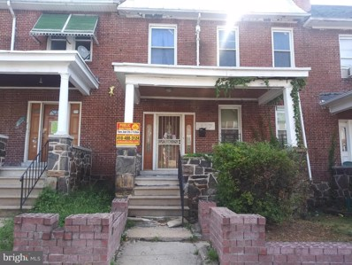 1917 Ruxton Avenue, Baltimore, MD 21216 - #: MDBA473420