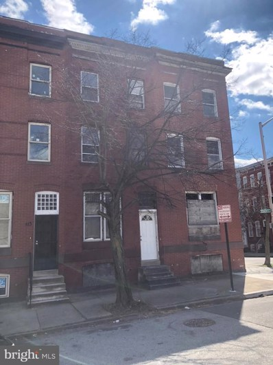 415 Robert Street, Baltimore, MD 21217 - #: MDBA473442