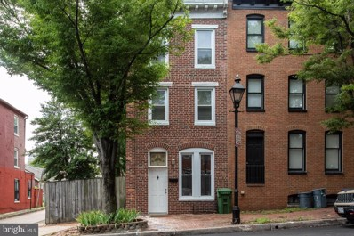 106 Scott Street, Baltimore, MD 21201 - #: MDBA473504