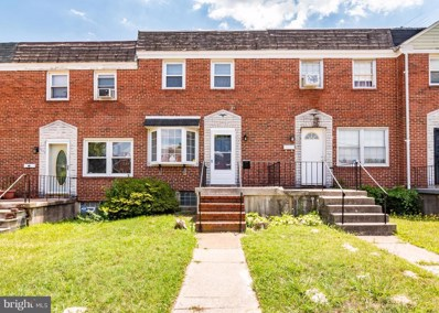 3841 Bonview Avenue, Baltimore, MD 21213 - #: MDBA473578